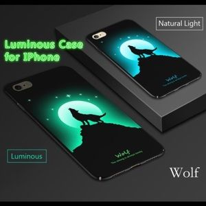 Glow In The Dark iPhone X Cases